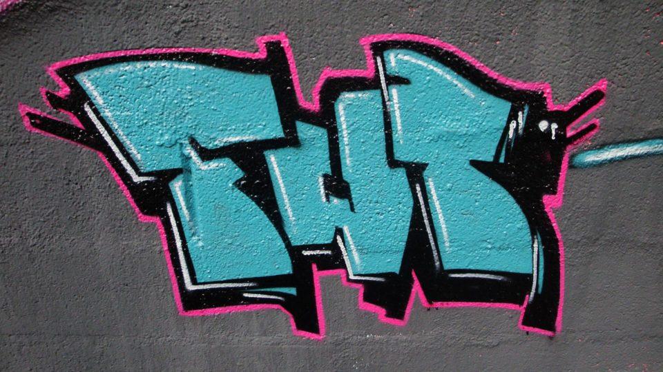 FWT crew - Graffiti