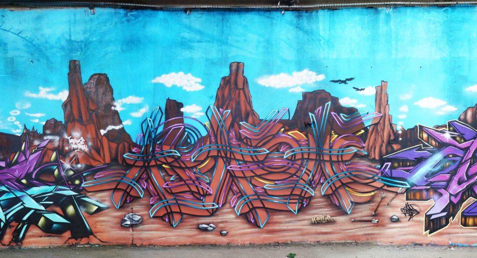 Keyler-graffiti