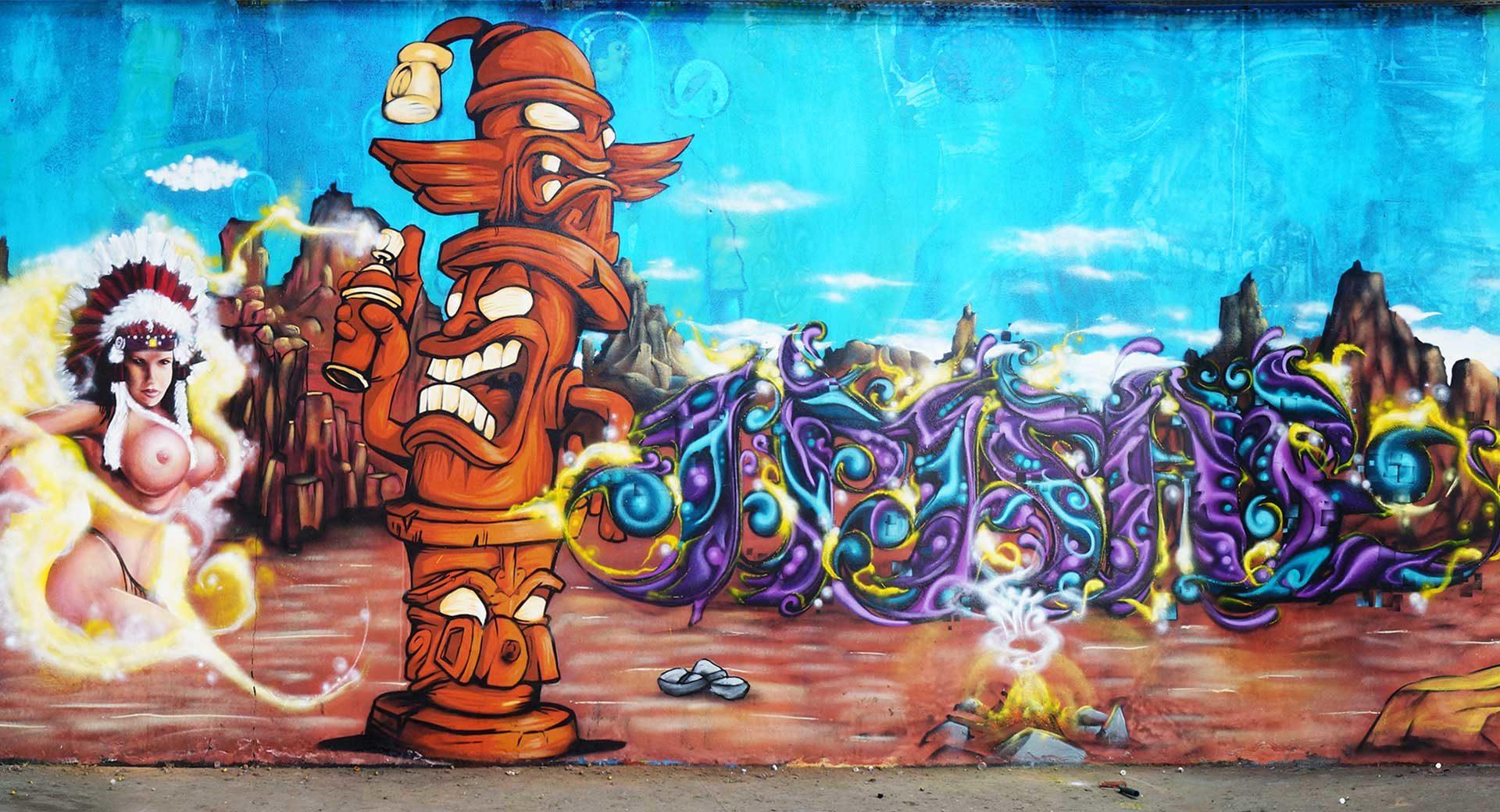 Apo - Mite -Graffiti -Toulouse