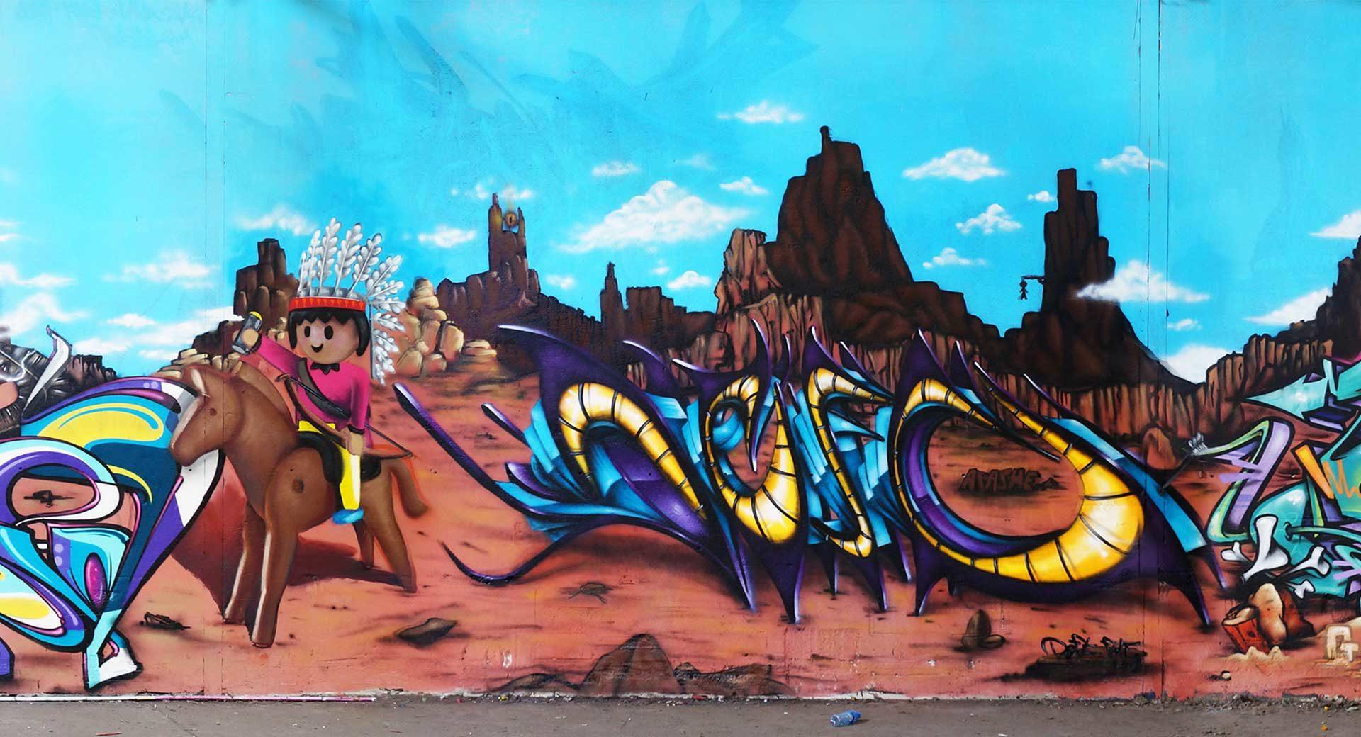 Deft - Graffiti
