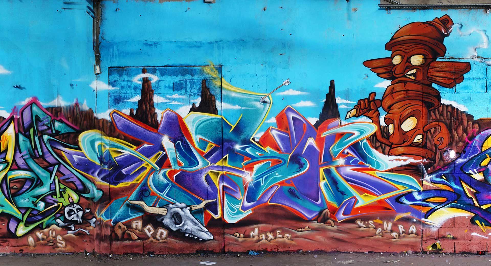 Graffiti -toulouse