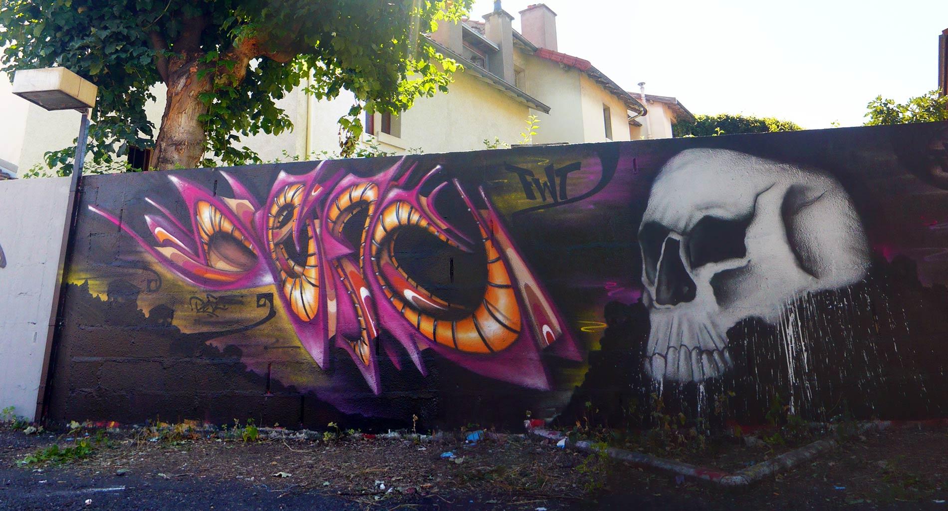 Deft - Skull