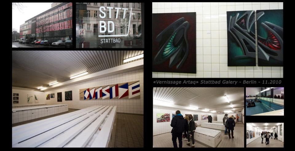 Stattbad Gallery
