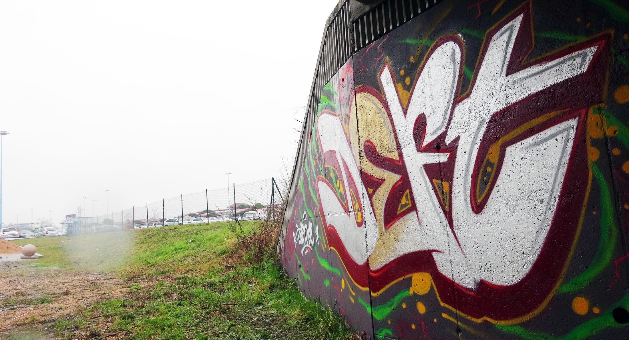 Graffiti Clermont-Ferrand