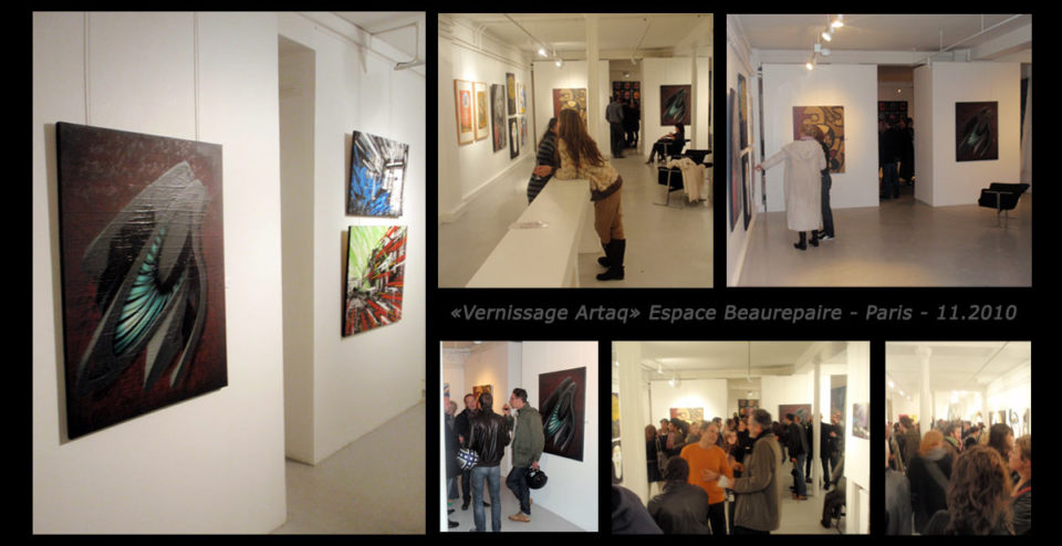 Espace Beaurepaire exposition