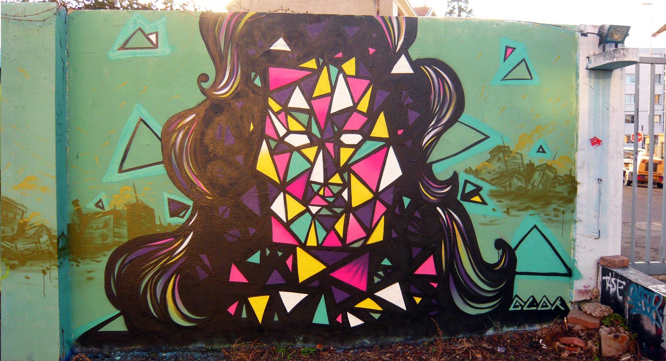 Glok - Graffiti