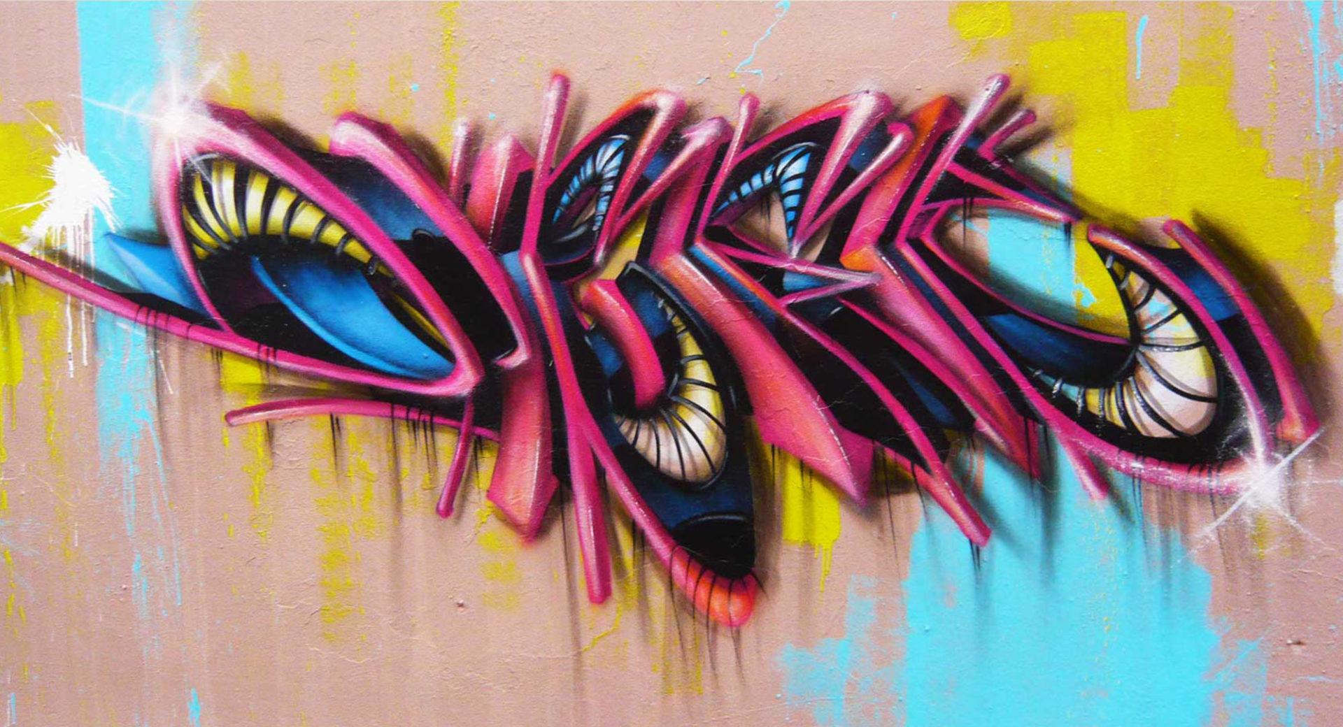 Deft - ENSACF - Graffiti - Clermont-Ferrand