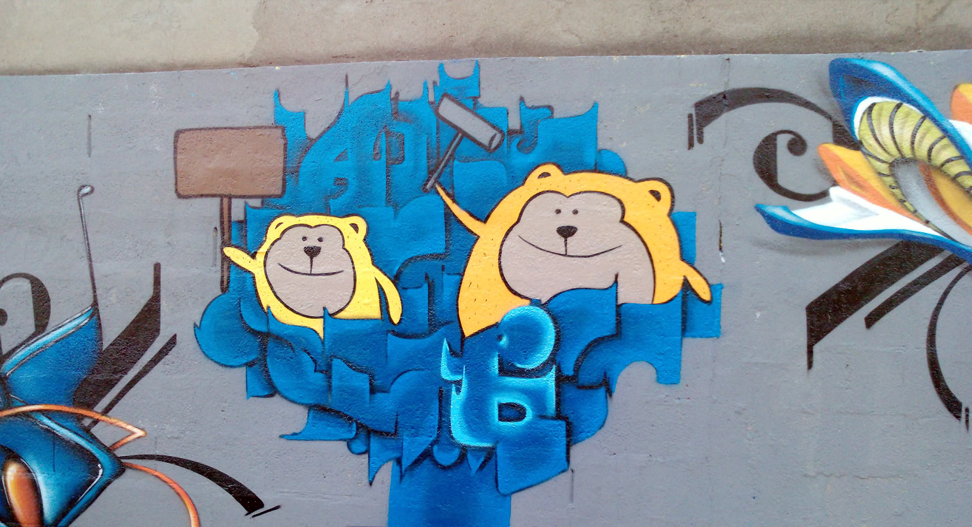 Epok - Graffiti
