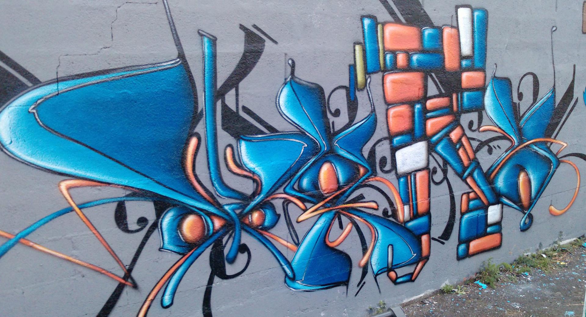 Waro - Graffiti