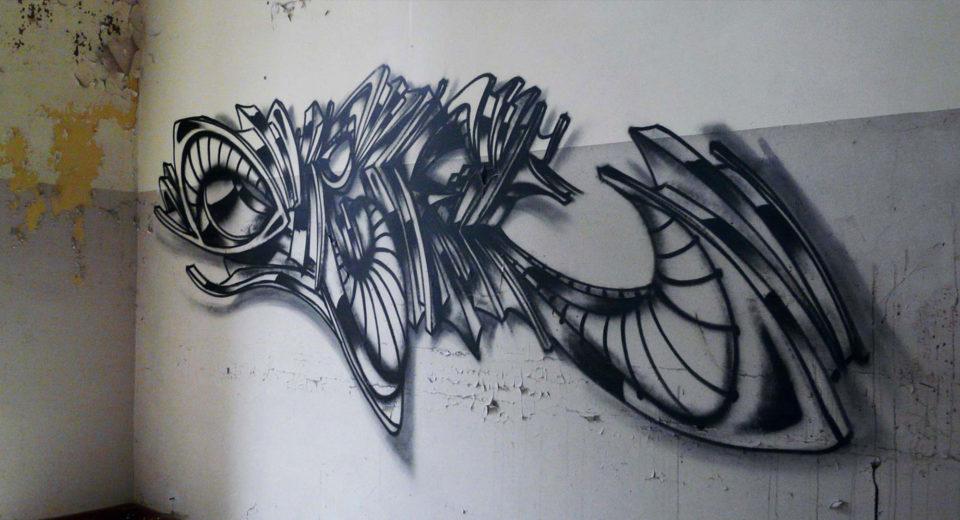Deft - Graffiti - Tracé Direct - Thiers