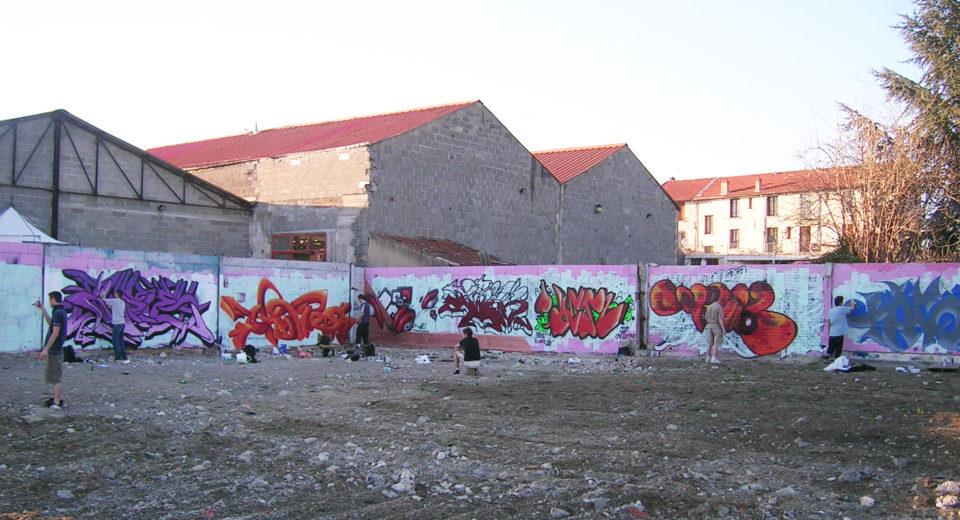 Graffiti - Brad Tout - Riom