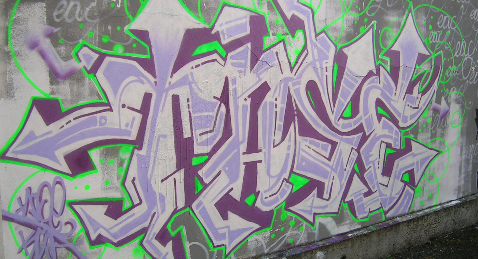 Tase - Graffiti - ENSACF - CLermont-Ferrand
