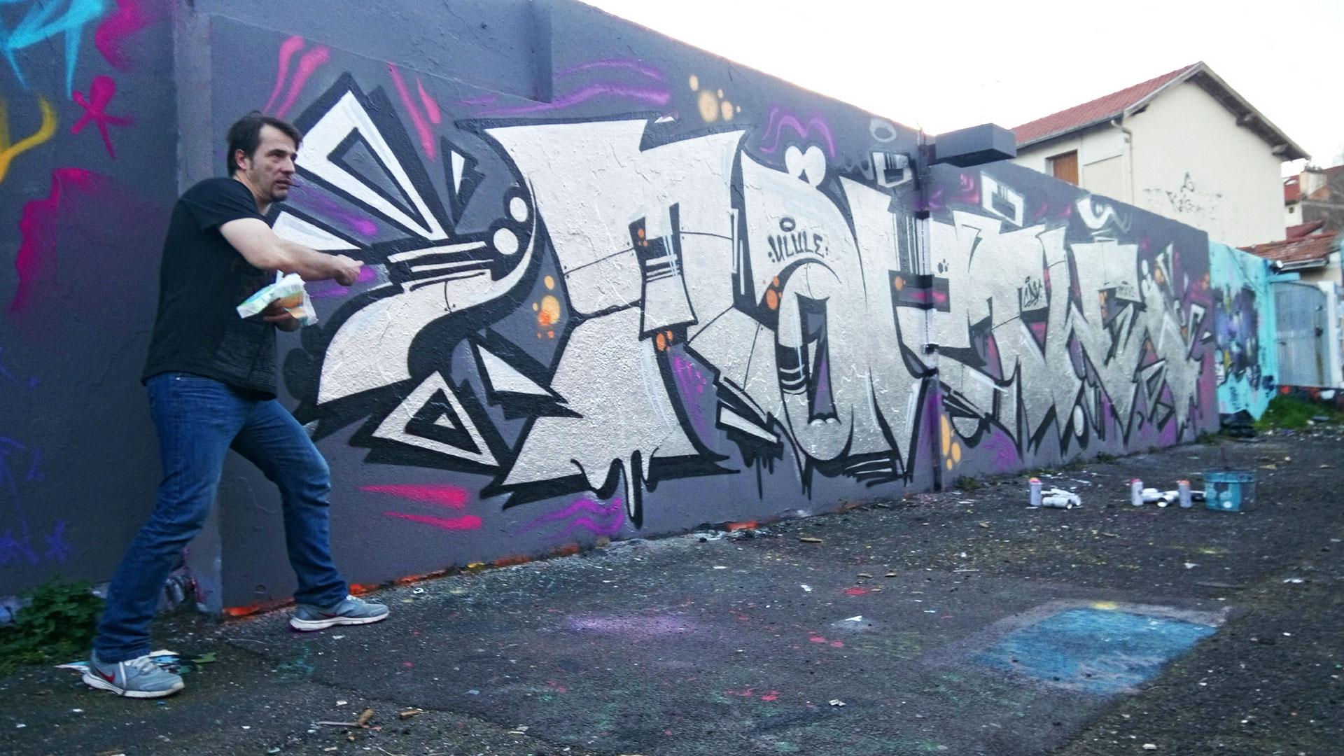 Apogé, Deft & Marthe - Graffiti