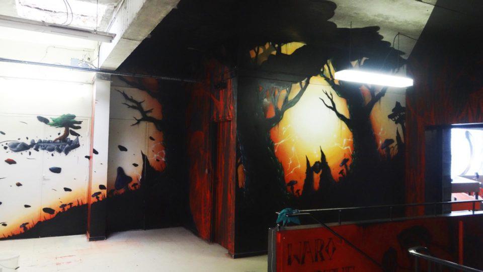 Deft - Fresque - Street Art City - Lurcy Levis