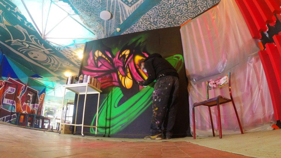 Deft - Street Art City - Lurcy Levis