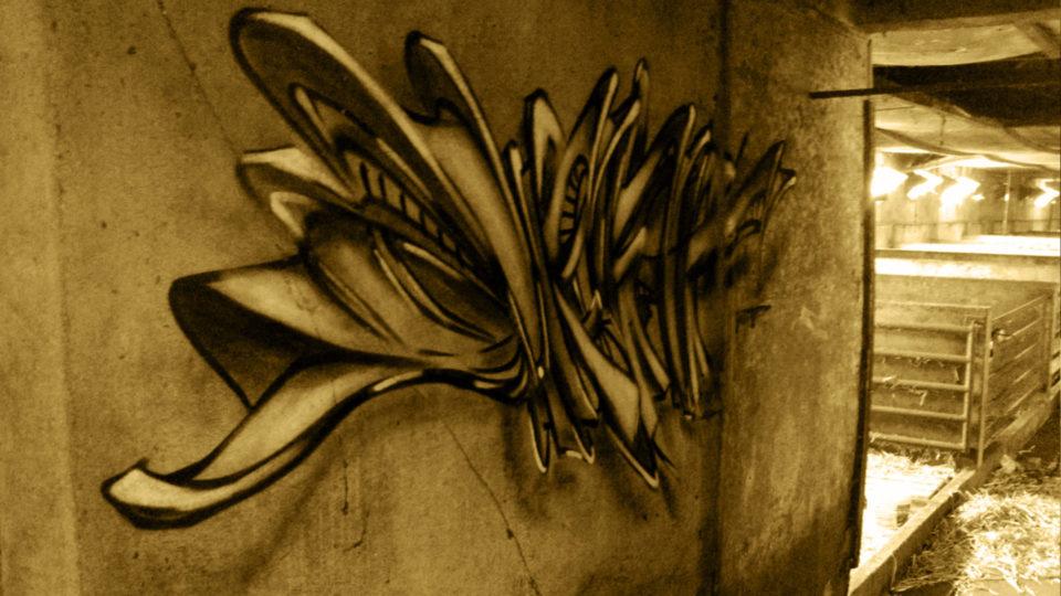 Deft - Tracé Direct - Lempdes - Graffiti