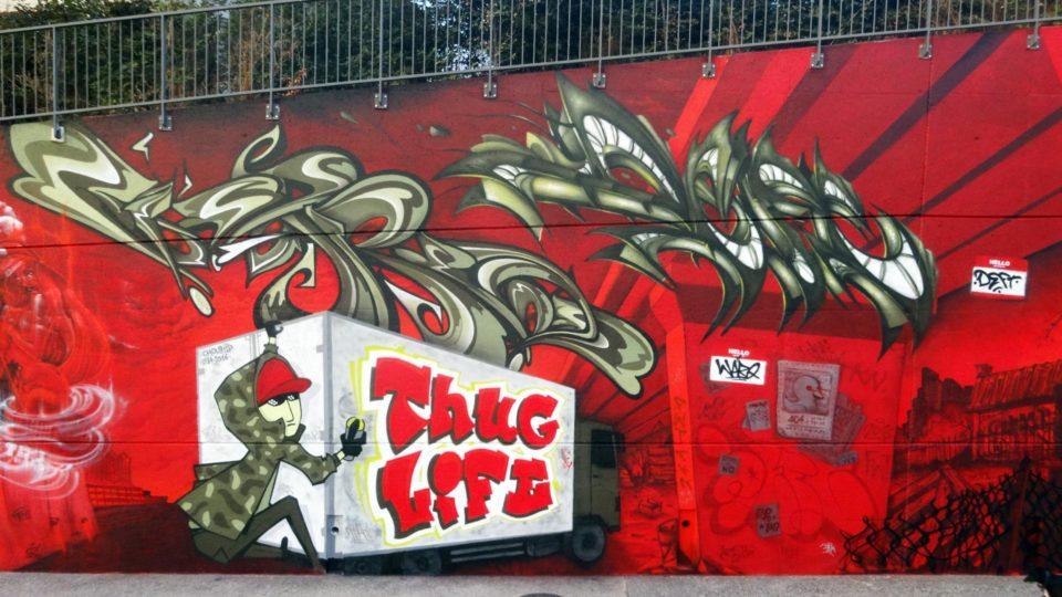 Waro & Deft - Clermont Urban Graff - Trans'urbaines