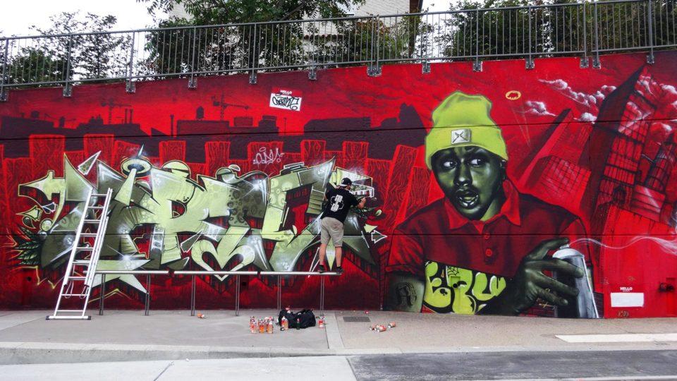 Marthe & Repy  - Clermont Urban Graff - Trans'urbaines