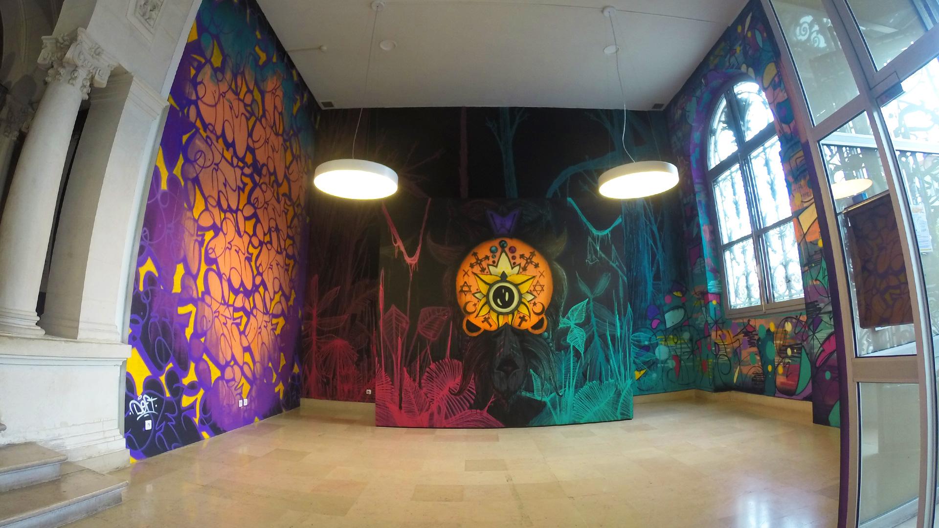 Deft, Waro & Beame - Musée Bargoin - Clermont-Ferrand