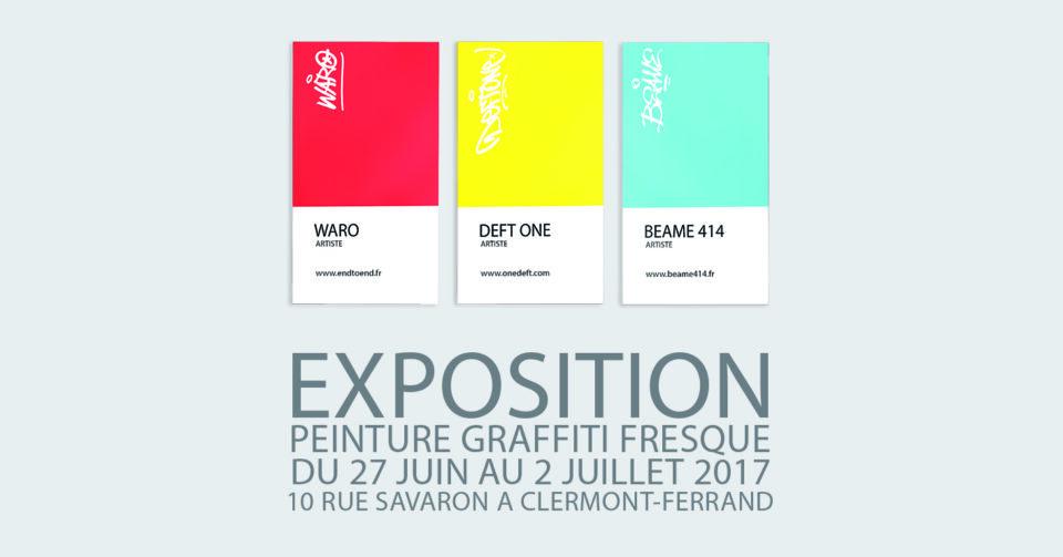Exposition – Beame414 Waro & Deft