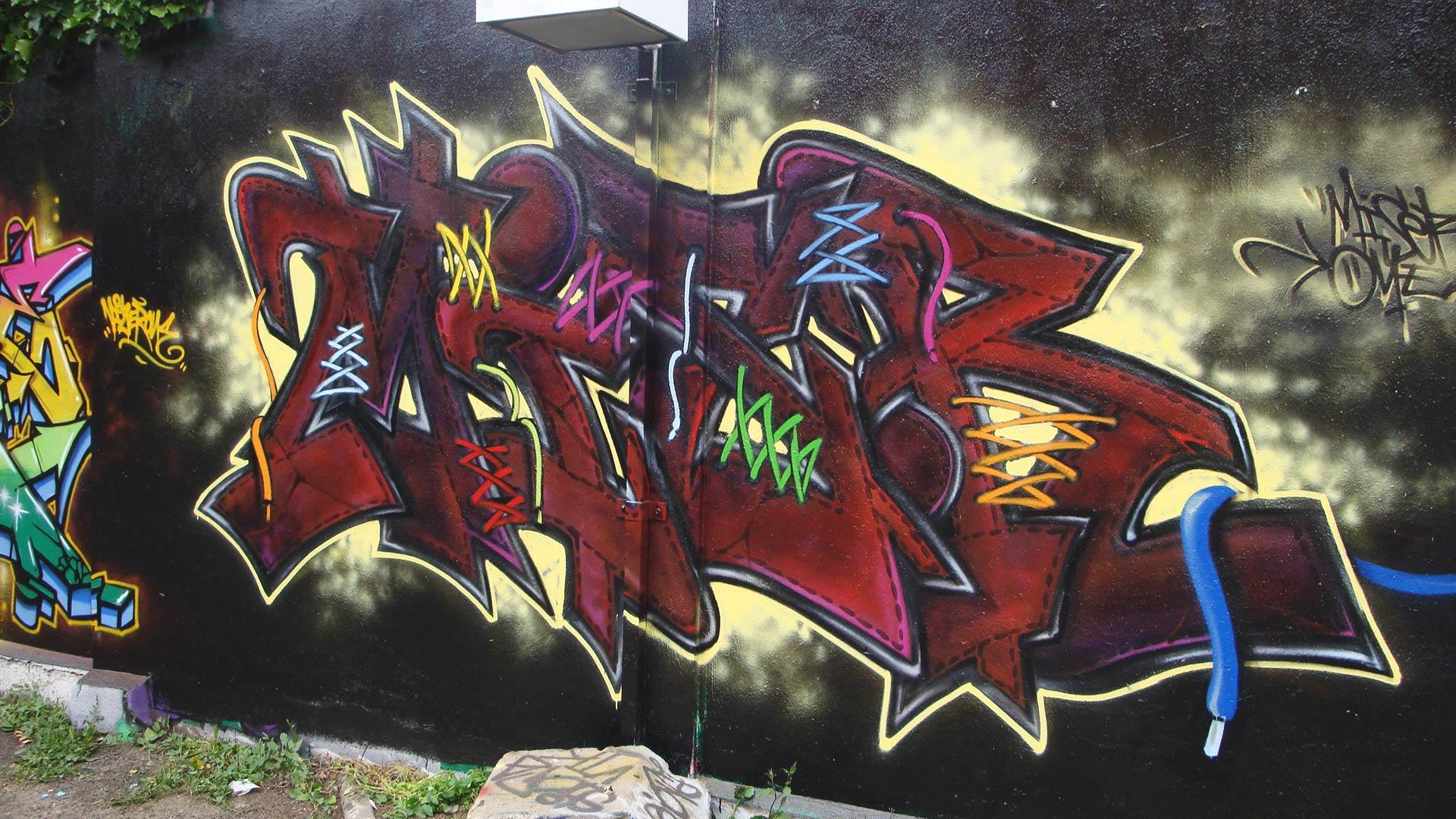 Mizr  - Graffiti
