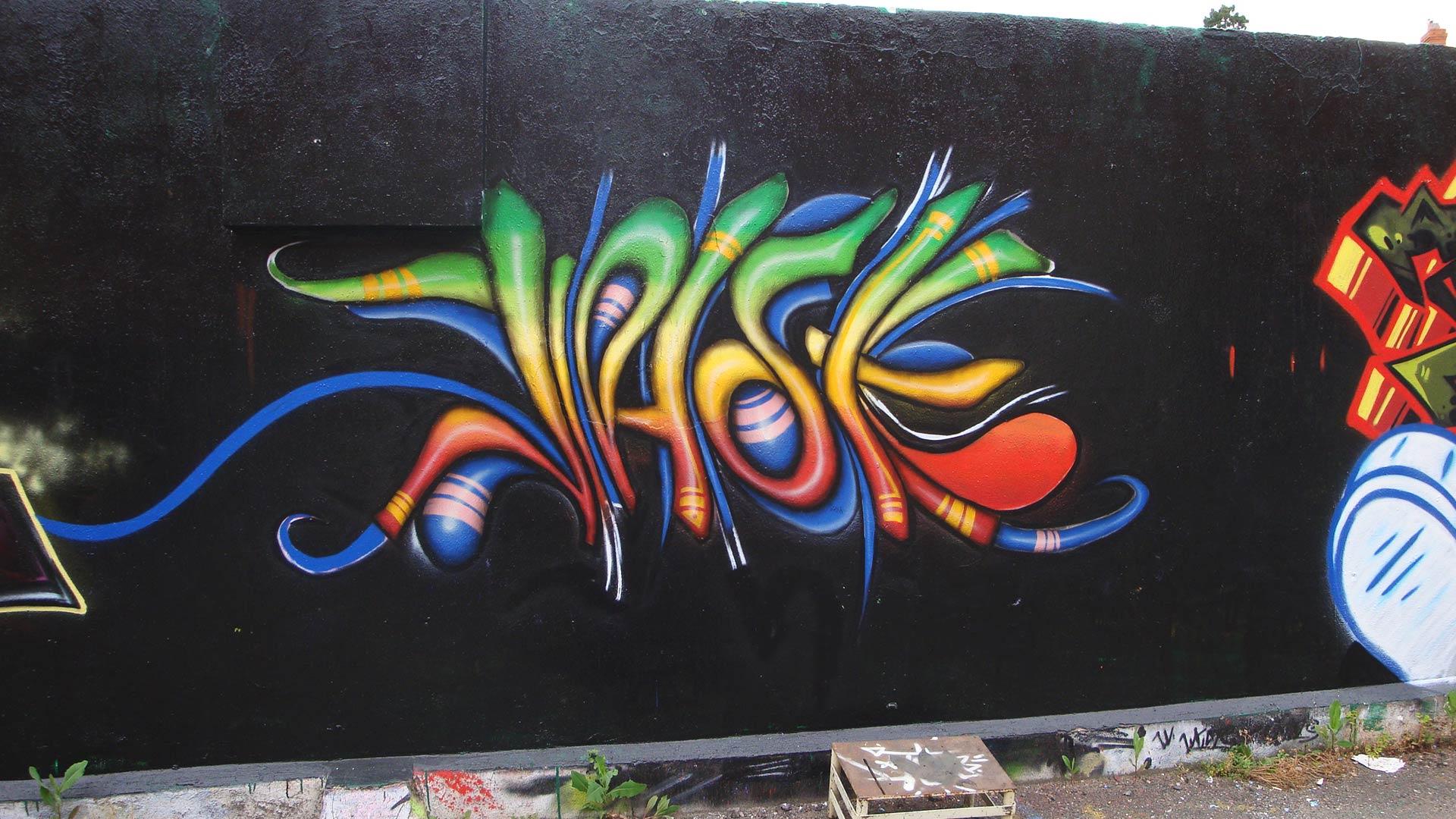 Tase graffiti