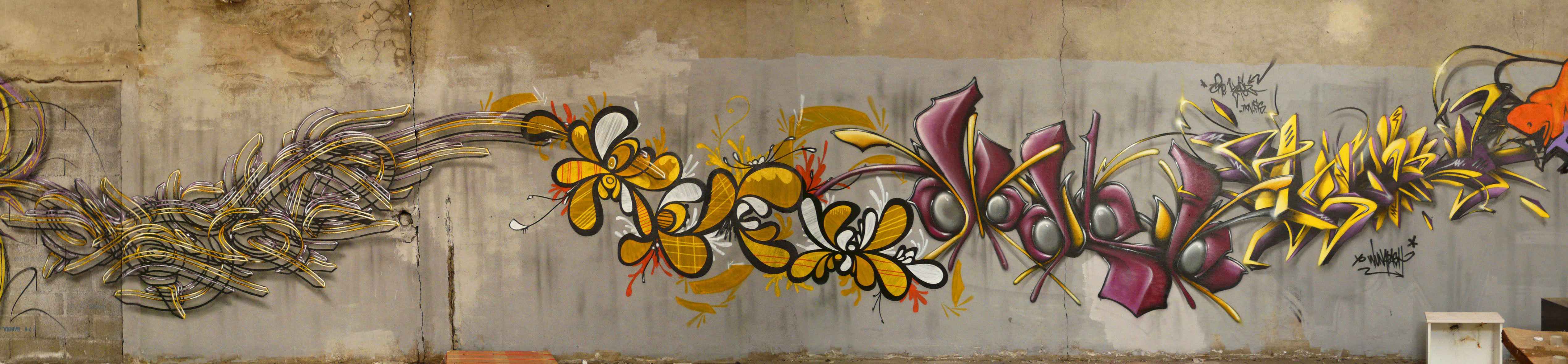 Graffiti - Toulouse