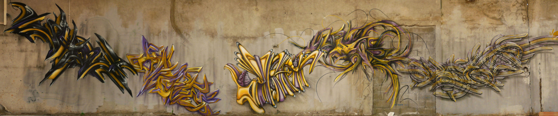Deft - Graffiti - Toulouse