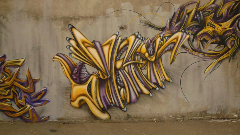 Deft  - Graffiti - Toulouse