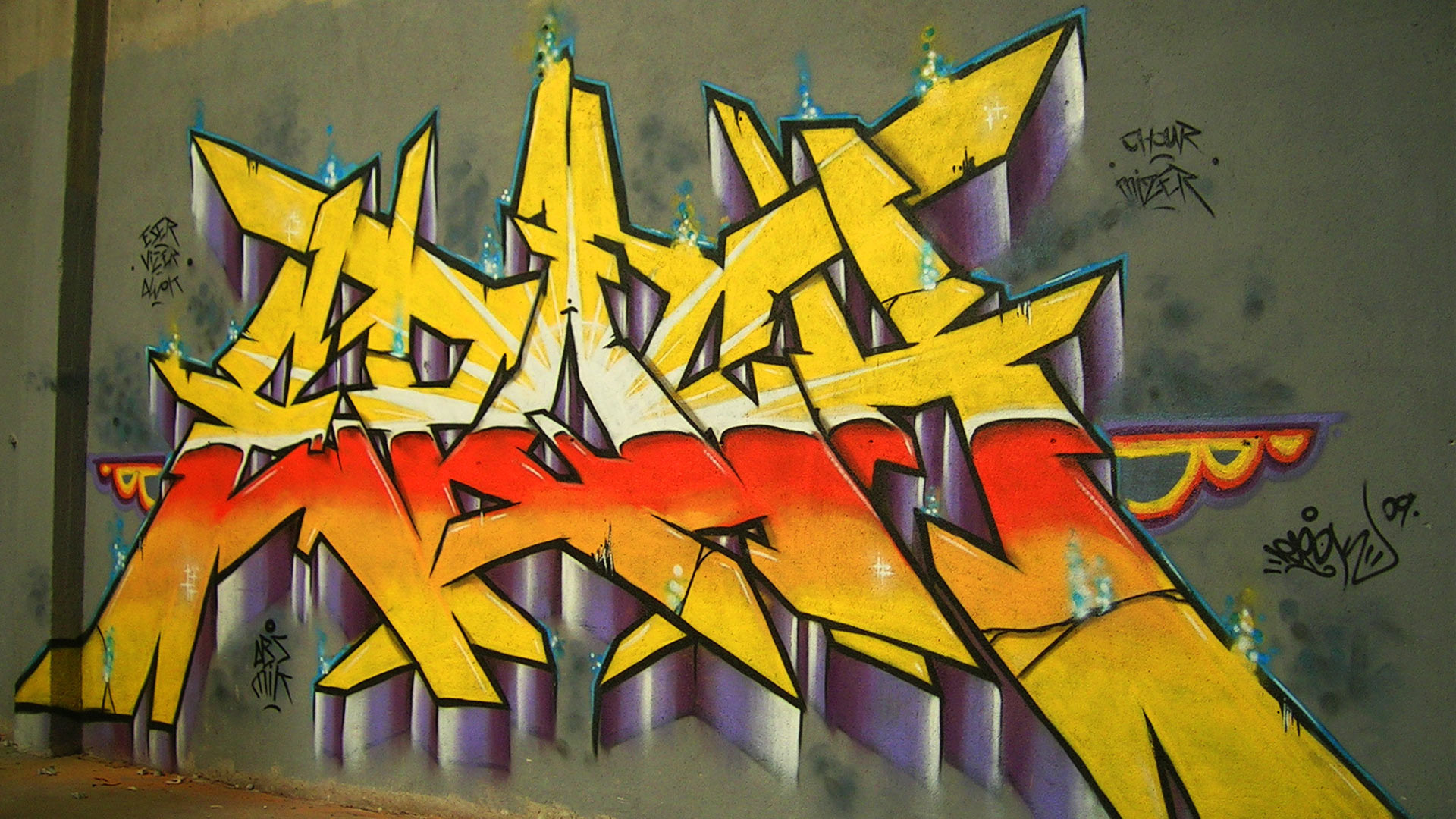 Epok  - Graffiti - Toulouse