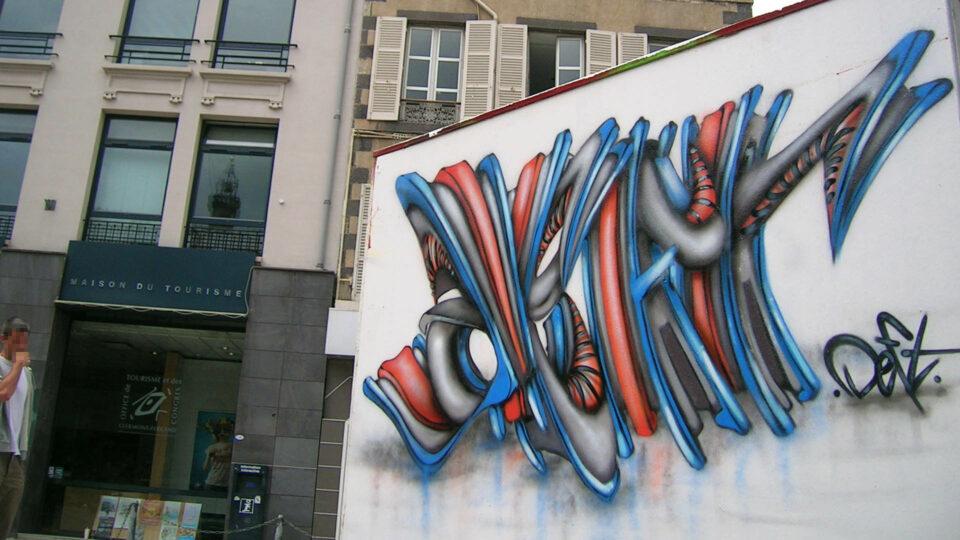 graffiti-3d-deft-place-de-la-victoire-clermont-ferrand