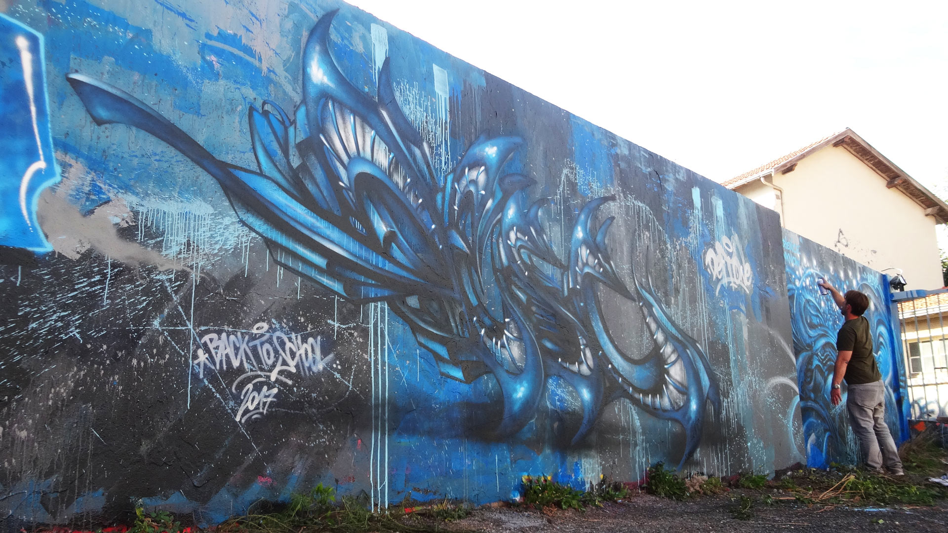 Deft & Apogé - Graffiti