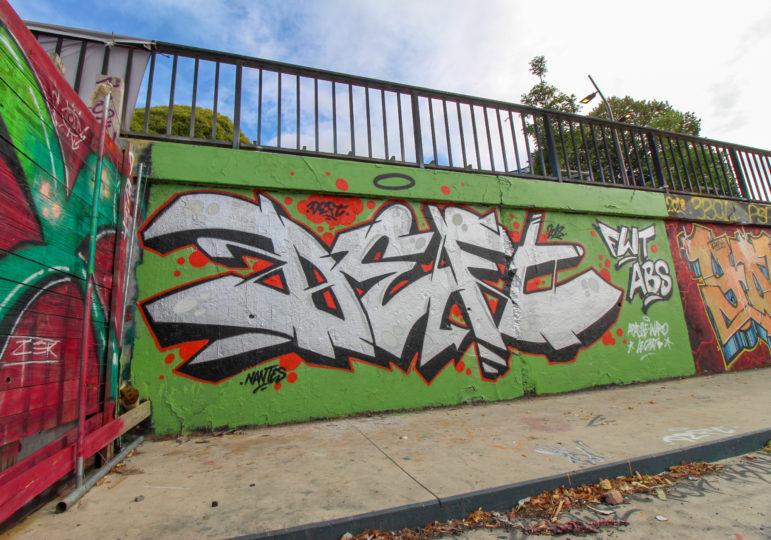Deft - Graffiti - Iles de Nantes