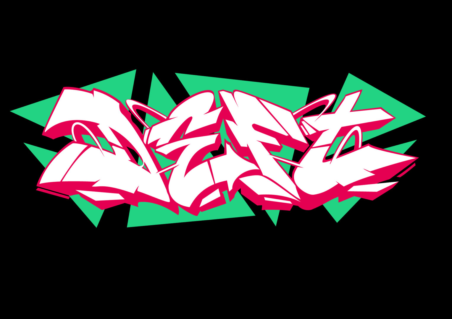 graffiti wildstyle deft