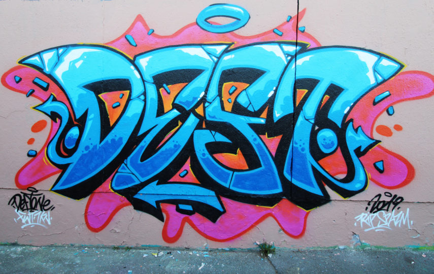 Deft-Graffiti