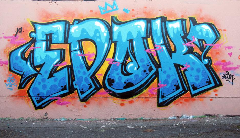 Epok -Graffiti