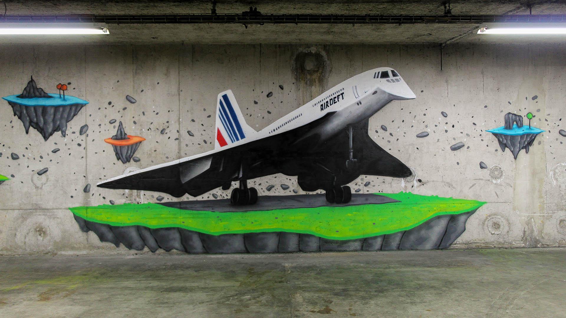 concorde-graffiti-deft