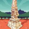 Obelisque - Illustration - Deft - Fine Art