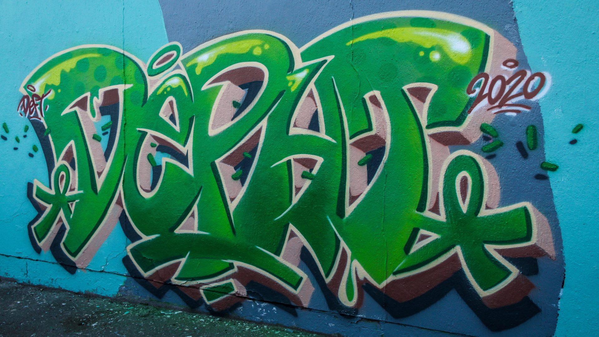 Depht - Graffiti