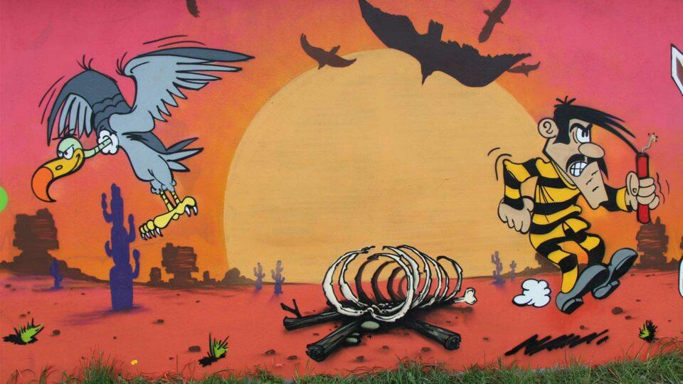 fresque-lucky-luck-graffiti-streetart-lempdes-endtoend-siempre