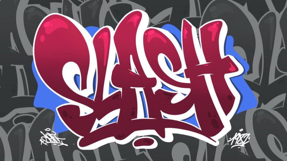 slash-graffiti-procreate